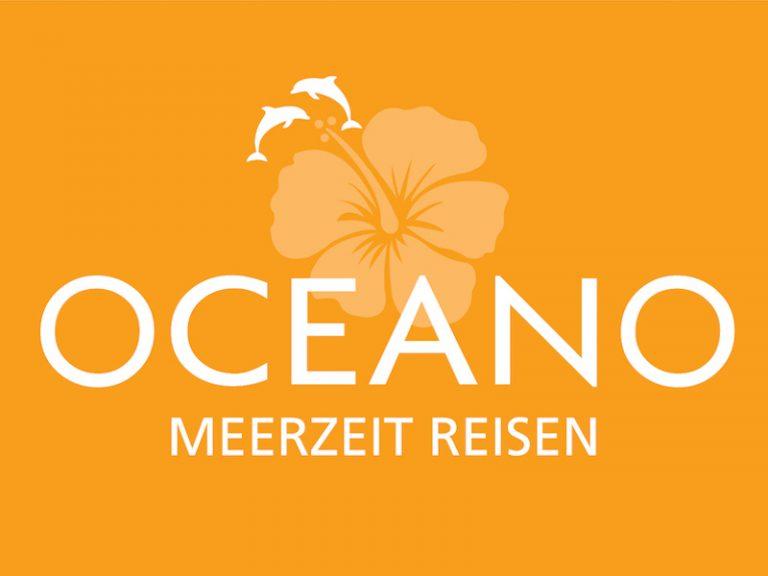 OCEANO Meerzeit Reisen-Logo